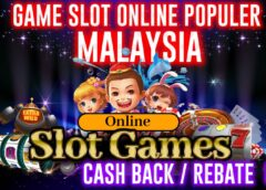 GAME SLOT ONLINE | CASH BACK 5%
