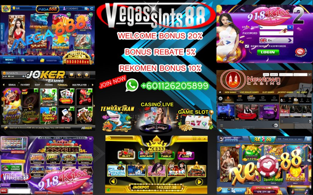 ACE333 casino games